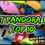Pandora's Box Top Ten list